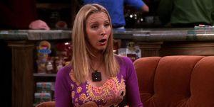 """Lisa Kudrow dio vida a Phoebe en """"Friends"""""""