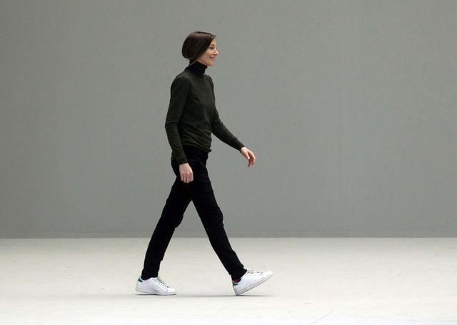 celine runway paris fashion week fall winter 2012