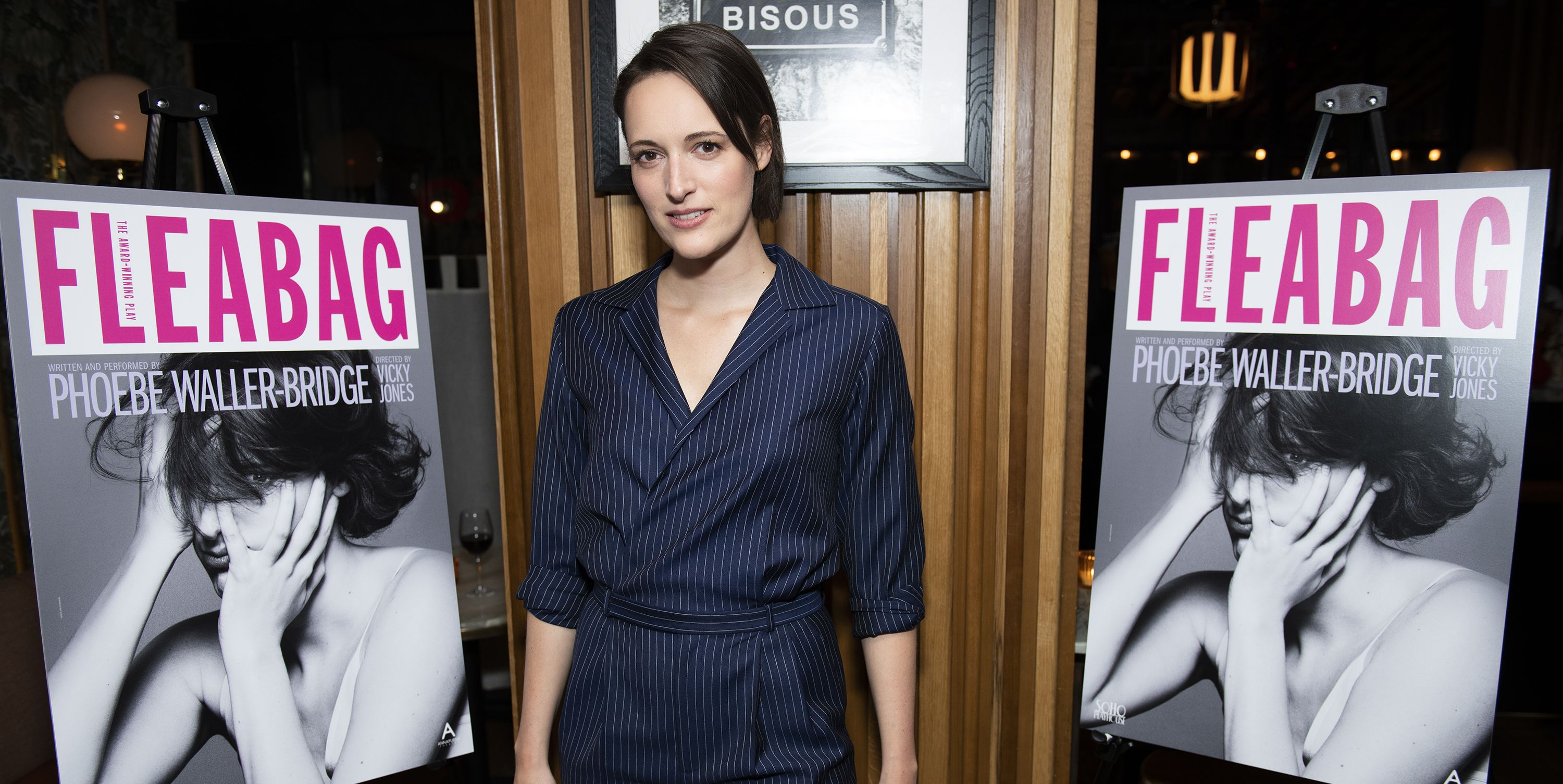 Phoebe Waller-Bridge, who developed Killing Eve for TV, and created the BBC show Fleabag, was reportedly tapped to punch up the script for the next Bond film—at Daniel Craig's request.