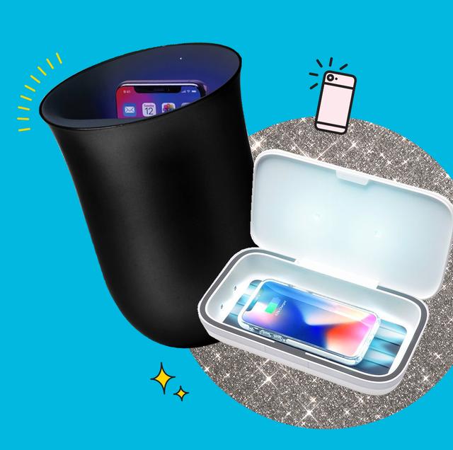 uv light phone sanitizing cases