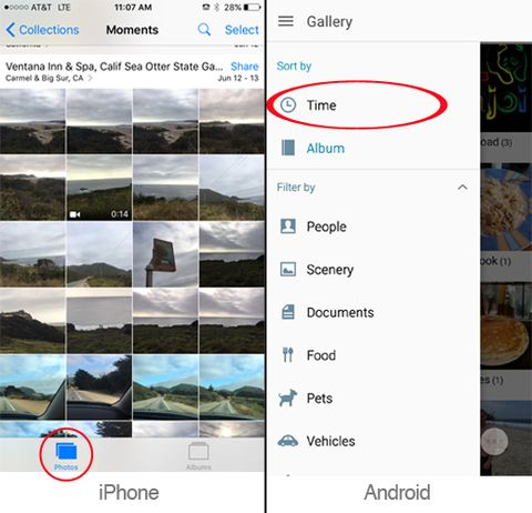 Smartest Way To Organize Phone Pictures