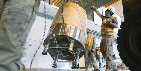 Aerospace engineering, Vehicle, Engineering, Space, Blue-collar worker,