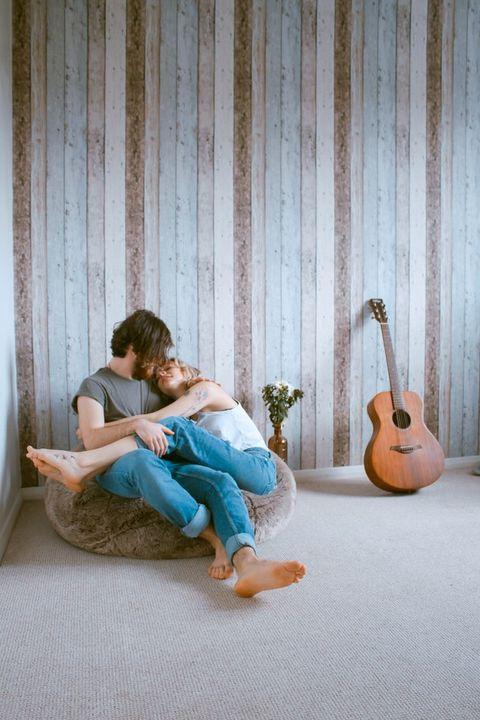 Photograph, Sitting, Furniture, Room, Photography, Comfort, Floor, Child,