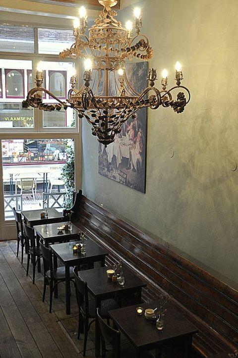 Chandelier, Light fixture, Room, Lighting, Ceiling, Interior design, Wall, Furniture, Table, Building,