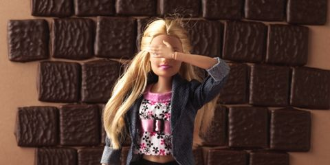 Pink, Clothing, Fashion, Shoulder, Blond, Footwear, Jeans, Waist, Joint, Denim,