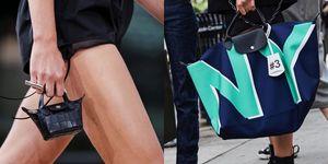【紐約時裝週】Longchamp把折疊包縮小了!秀後無預警搶先曝光最新訂製包設計讓人太心動