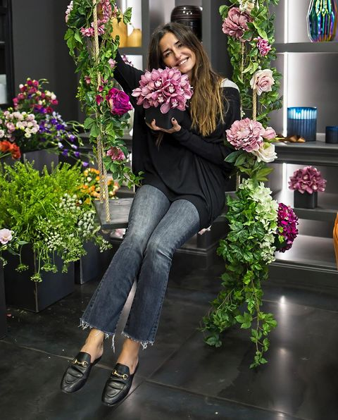 francesca giuli, flower designer, dream in a box