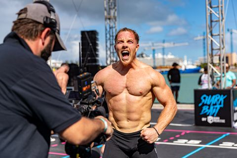 Barechested, Muscle, Physical fitness, Chest, Crossfit, Bodybuilding, Competition,