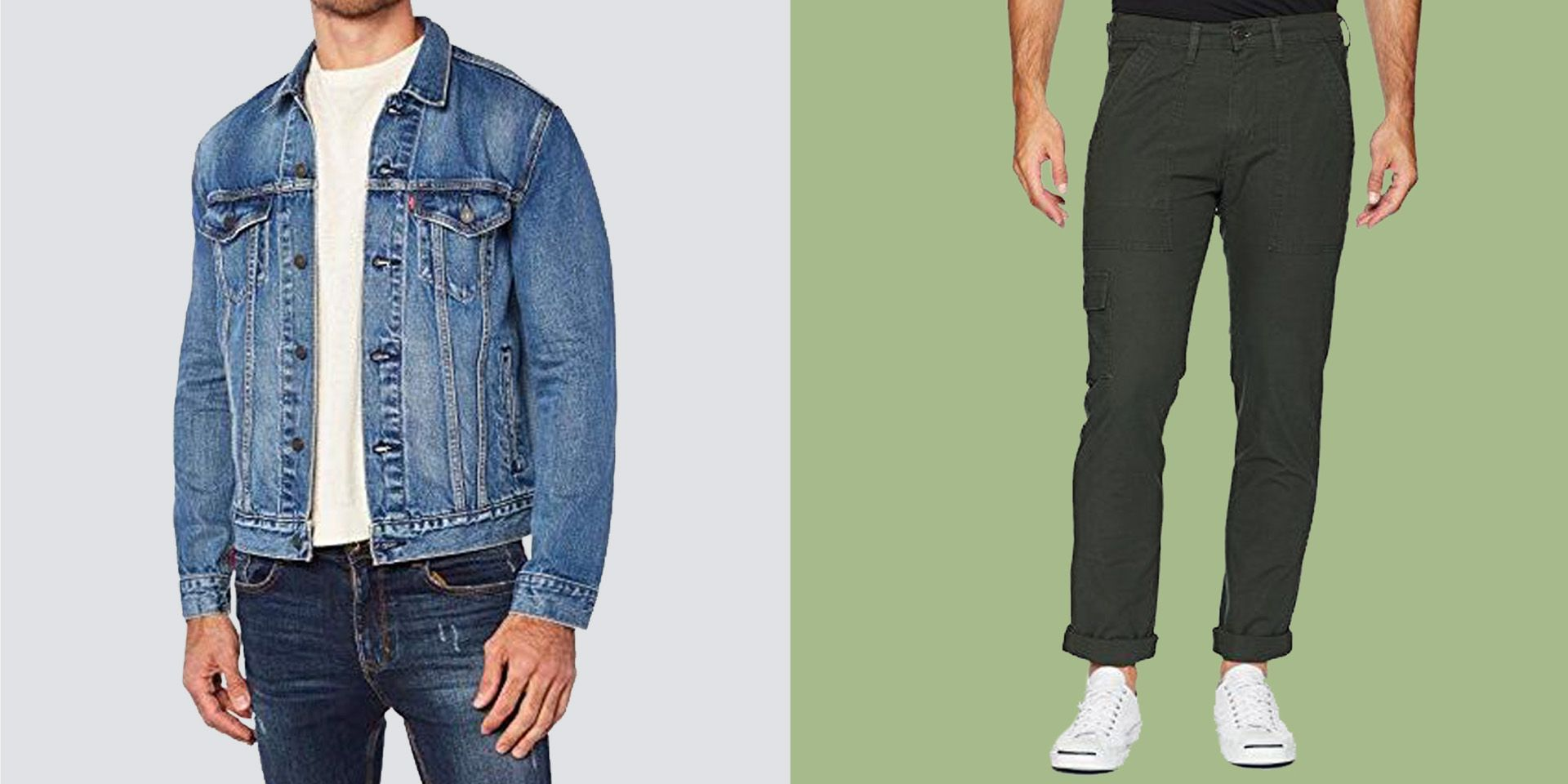 Amazon's Big Levi's Sale Has Steep Discounts on Jeans, Jackets, and More