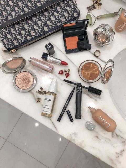 Beauty, Cosmetics, Material property, Scissors,