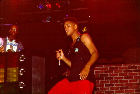 Photo of Jazzy Jeff & the Fresh Prince