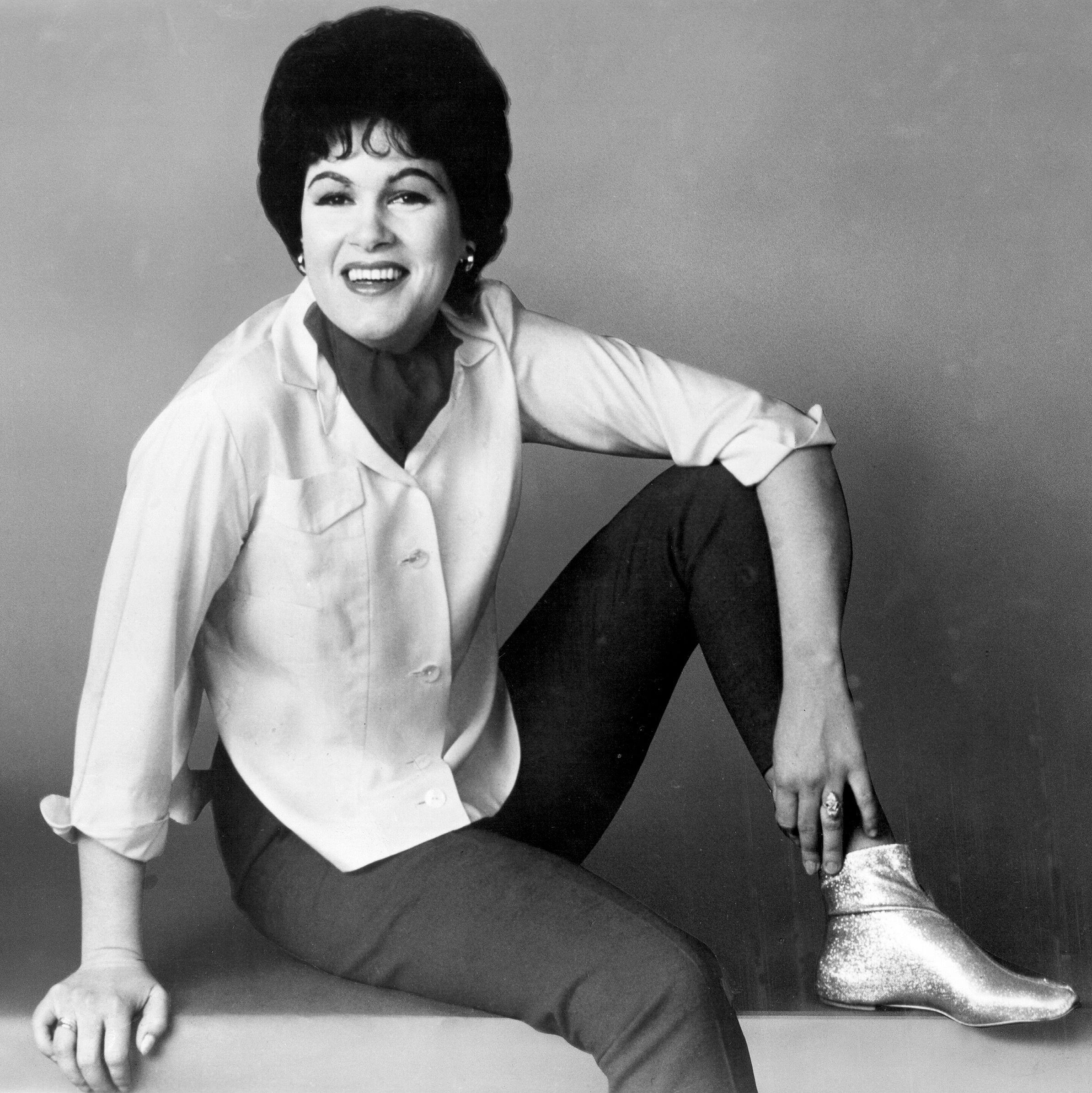 "Patsy Cline Said ""When It's My Time to Go, It's My Time to Go"" Right Before She Was Killed in a Plane Crash"
