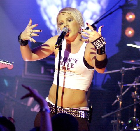 Photo of Pink @ Scala - 3/04/02