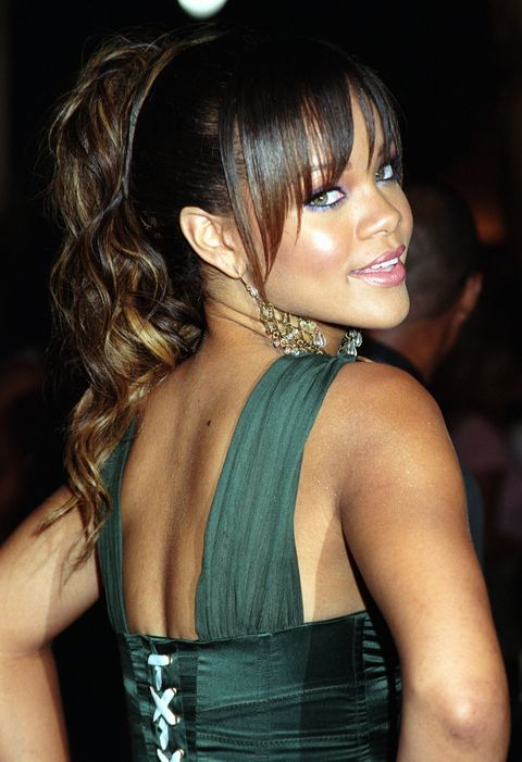 august 31 hollywood photo of rihanna, rihanna at the world music awards held at the kodak theatre in hollywood, calif on august 31, 2005