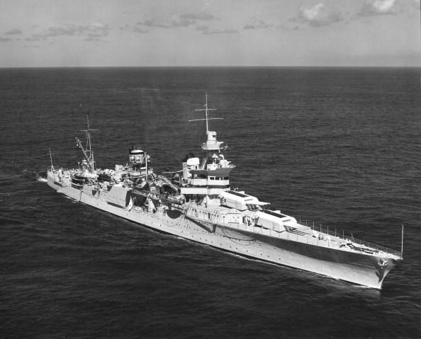 75 Years After Sinking, USS Indianapolis Crew Gets Congressional Gold Medal