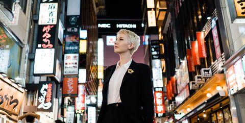Photograph, Street fashion, Snapshot, Street, Urban area, Town, Fashion, Infrastructure, City, Photography,