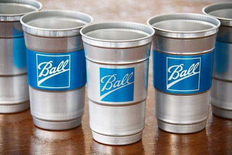 Tin can, Tin, Metal,