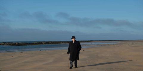 Brian Cox as Winston Churchill