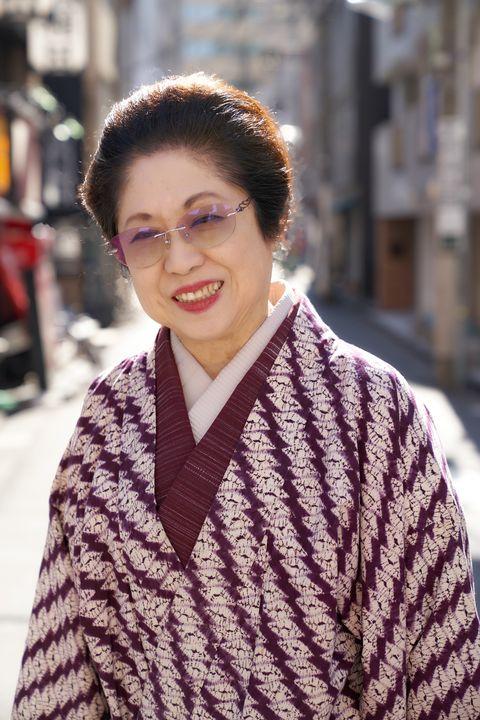 池田由紀子,美しいキモノ,きものVivace