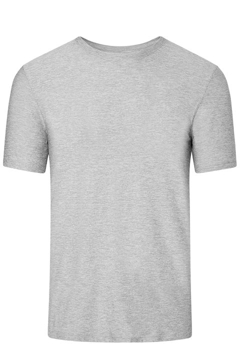 T-shirt, Clothing, White, Sleeve, Grey, Neck, Active shirt, Top, Pocket, Outerwear,