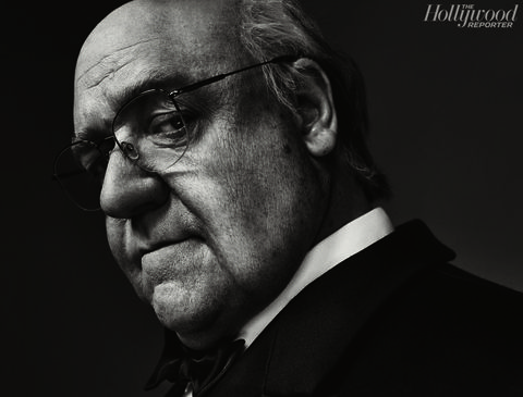 Russell Crowe as Roger Ailes - Showtime The Loudest Voice in the Room
