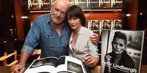 "Peter Lindbergh Book Signing for ""A Different Vision On Fashion Photography"", ピーター・リンドバーグ"