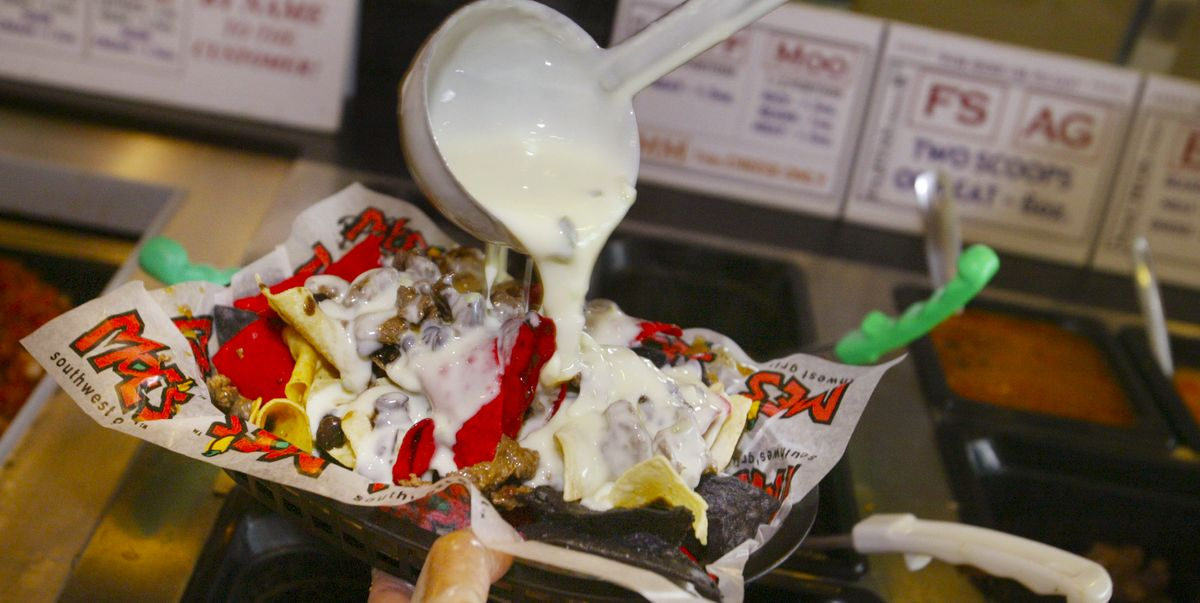 National Queso Day Is This Weekend, And You Can Score Free Cheese At Moe's