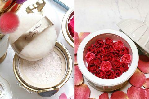 甜蜜洛可可風,法國,百年,馬卡龍,品牌LADURÉE,古典蕾織蜜粉,鳥腮紅