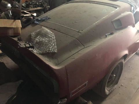 1968,Mustang,Shelby GT500,マスタング,シェルビー GT500,