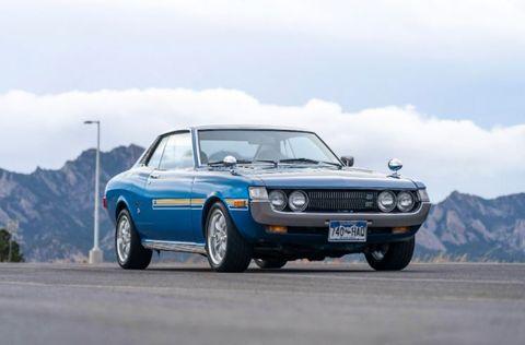 1971年,初代トヨタ,セリカ,最高,車,理由,歴史,写真,