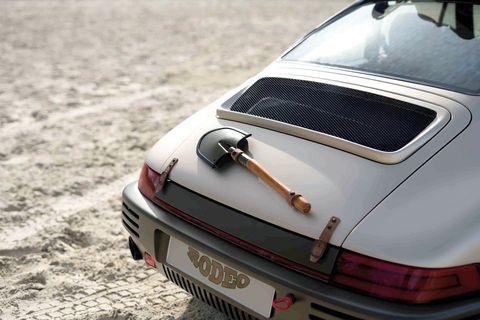 RUF,オフロードカー,ロデオコンセプト,Rodeo Concept,ドイツ