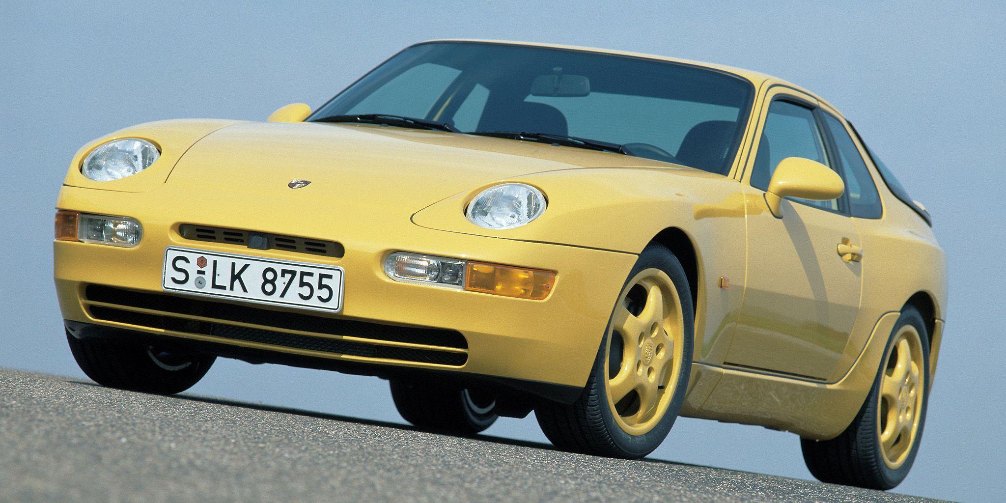 25 Of The Best Porsches That Aren T 911s Coolest Non 911 Porsche Cars