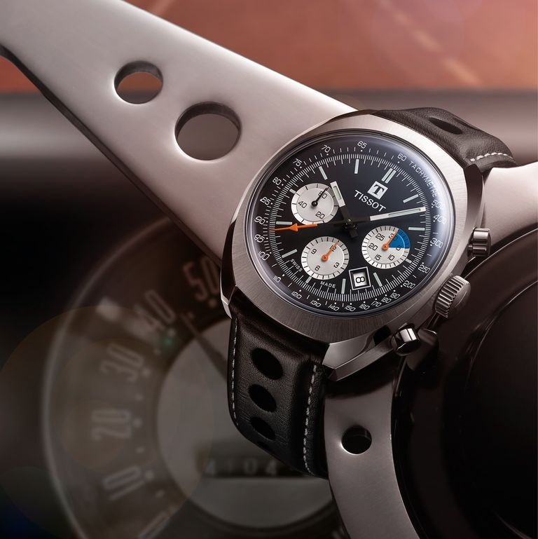 Exclusive: Tissot's Latest Is A Watch For Winners. That Means You