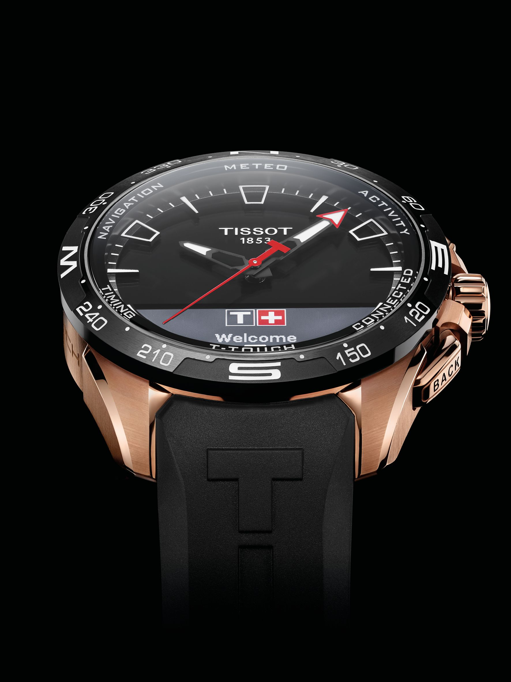 Why Tissot Is Gambling on a £30 Million Smartwatch