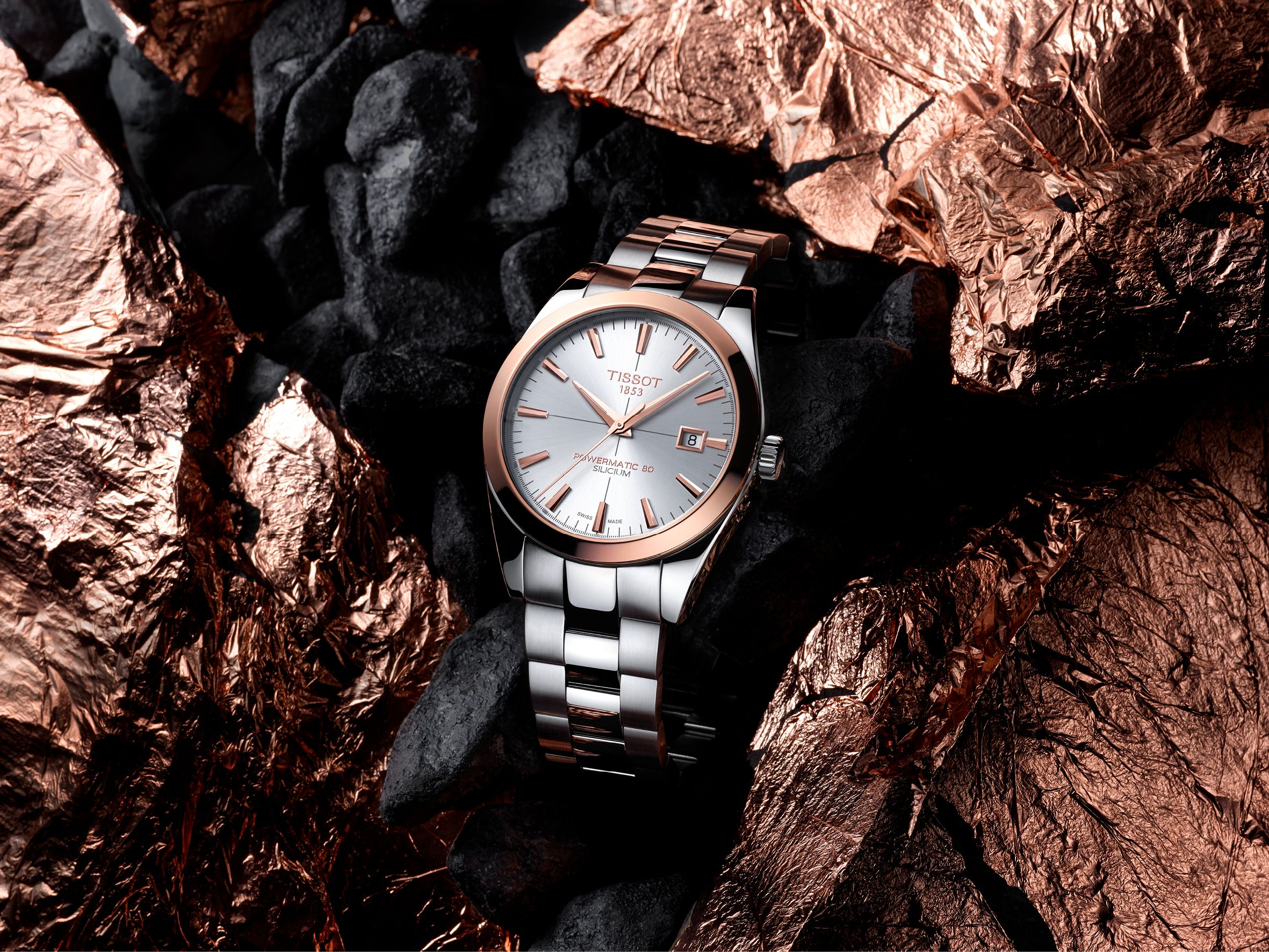 nuova collezione c8cdc 8ed3c Exclusive: Tissot Releases New Gentleman Automatic Collection