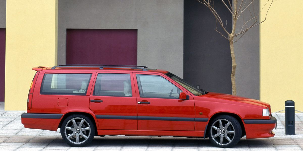 The 1996 Volvo 850 R Was the Beginning of Sensible Speed