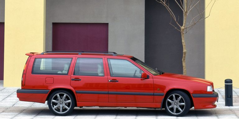 The 1996 Volvo 850 R Was the Beginning of Sensible Sd
