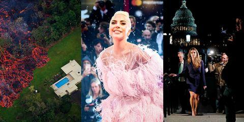 Photograph, Fashion, Beauty, Pink, Dress, Photography, Street fashion, Style, Haute couture, Photomontage,