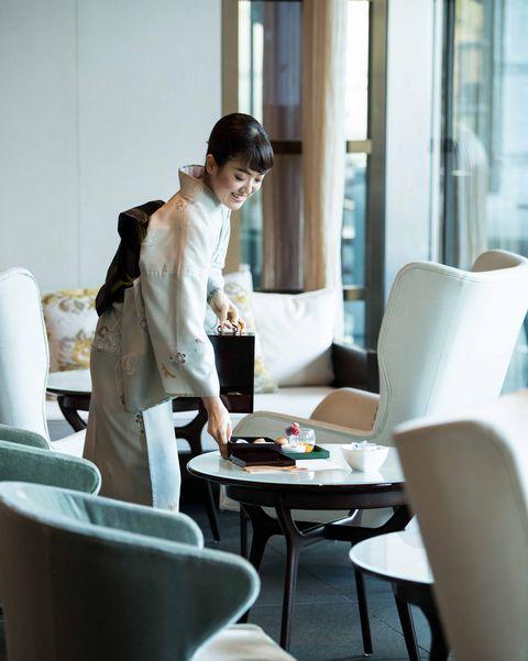 パレスホテル東京のおもてなし