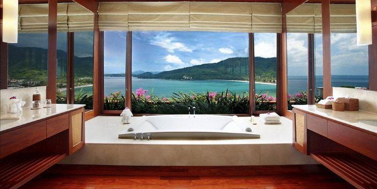 luxury bathrooms. Andara Resort Villas Kamala Beach Thailand Bathtub Views  18 Luxury Bathrooms With Incredible
