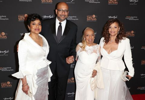 "The Wallis Annenberg Center For The Performing Arts Honors Debbie Allen And Phylicia Rashad ""A Tale Of Two Sisters"" - Arrivals"