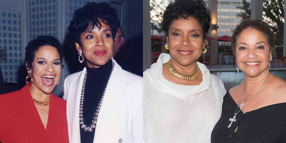Inside Phylicia Rashad and Debbie Allen's Unbreakable Bond as Sisters