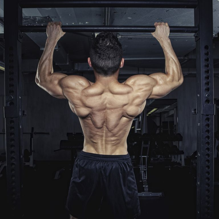 The Best Moves to Build a Strong Back