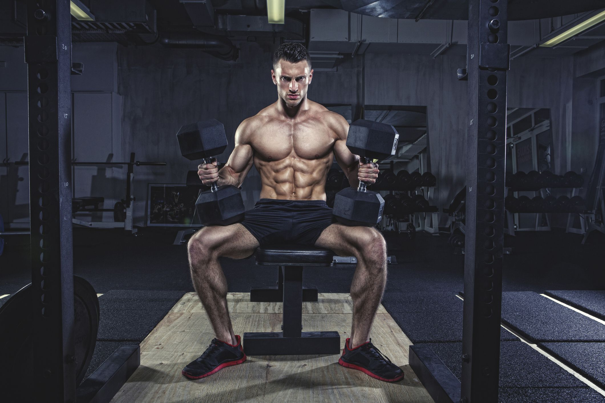 This Chest and Triceps Workout Builds Serious Muscle With Just Five Moves