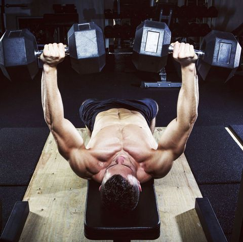 Increase Your Max Bench Press With These Six Exercises