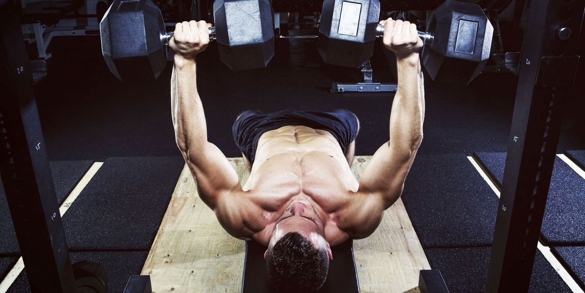 Boost Your Bench Press With These Moves