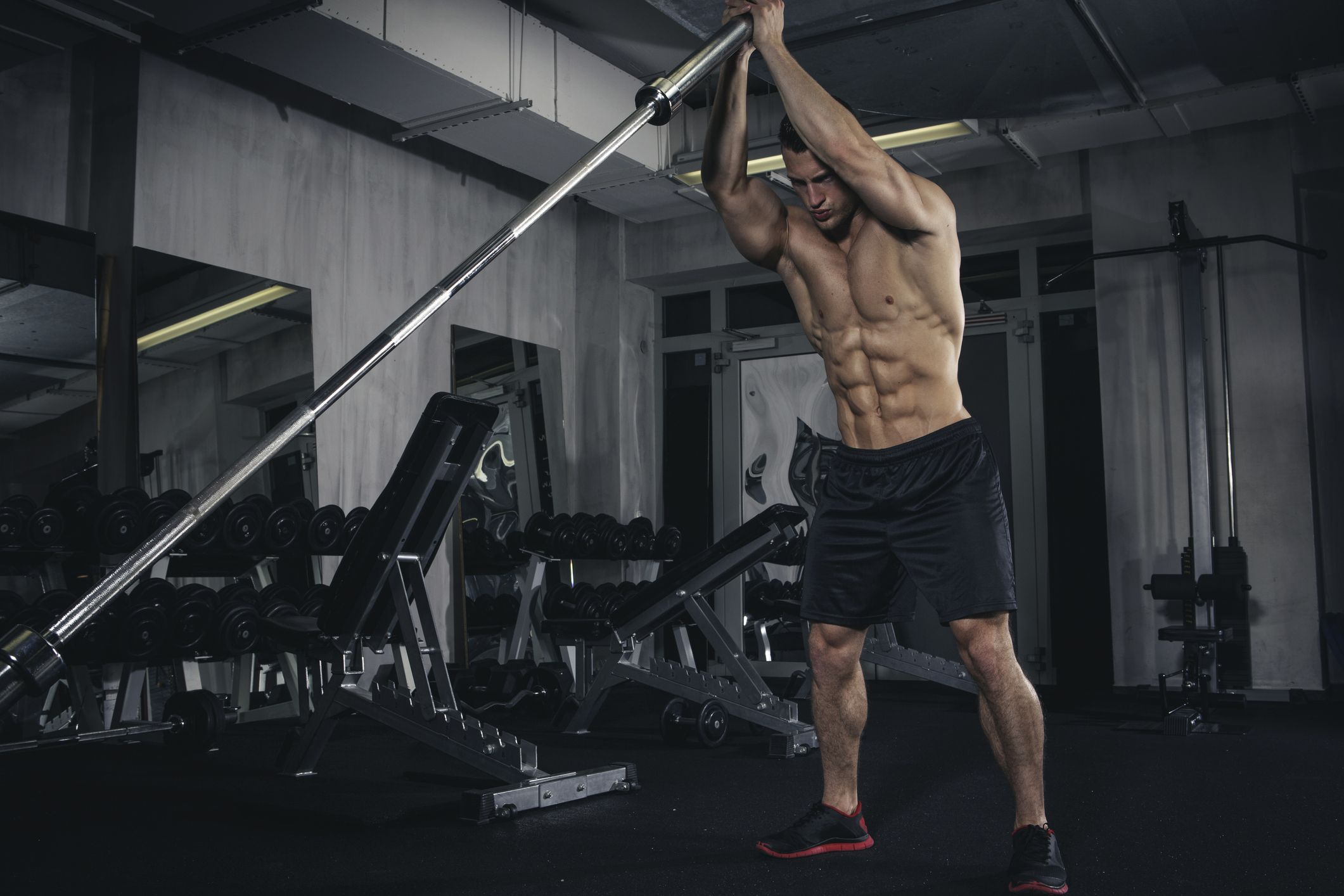 How to Press Overhead Without Shoulder Pain