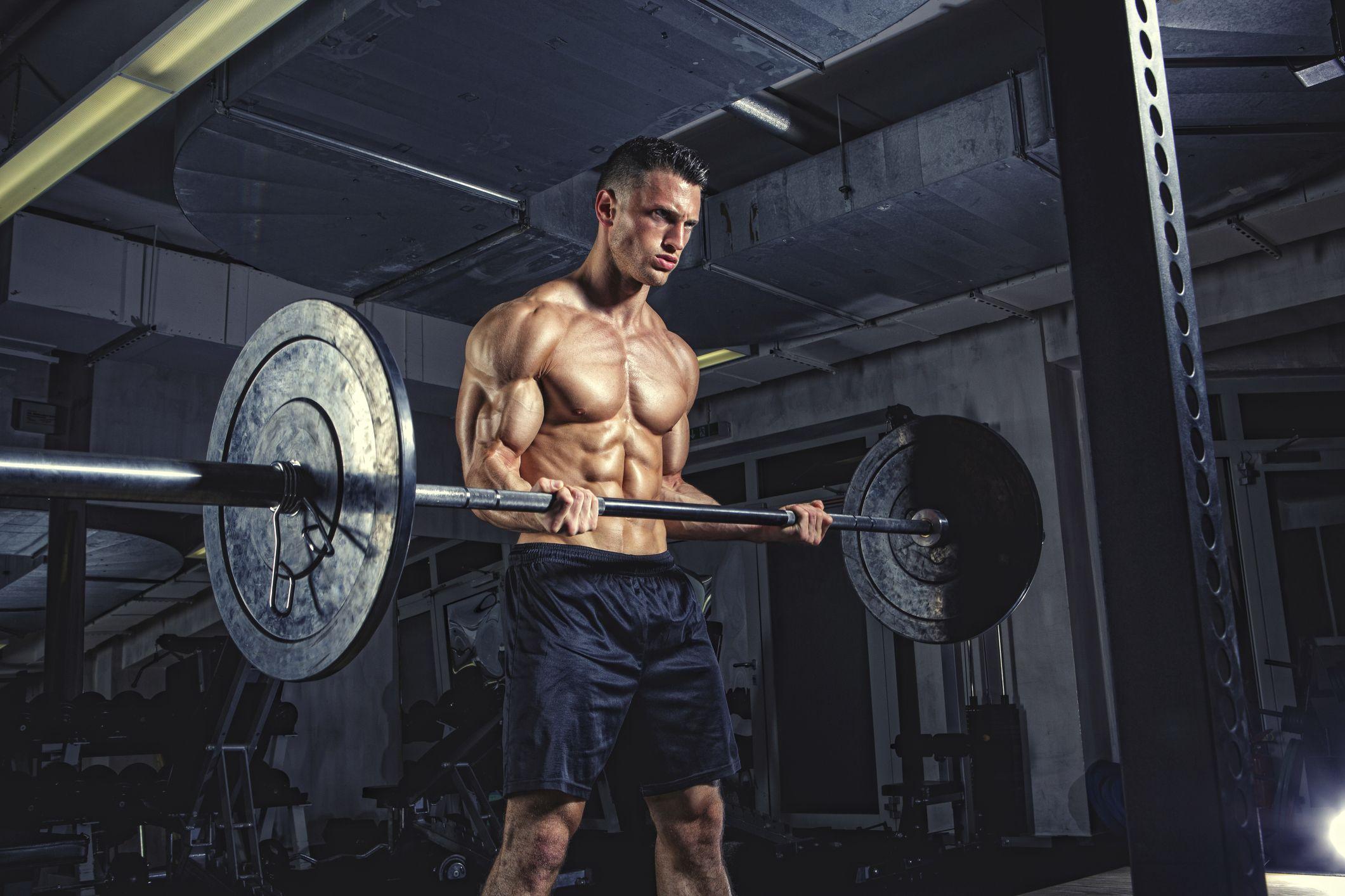 Grow Gigantic Arms Using This Hybrid Training Plan
