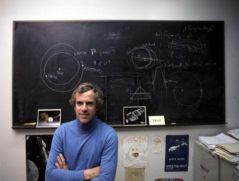 Physicist Gerard O'Neill