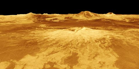 Yellow, Geological phenomenon, Atmosphere, Sky, Geology, Space, Landscape, Soil, Sand, Rock,